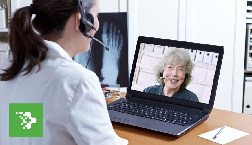 Video Conference (Stock Image)